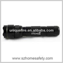 Hand pressing led flashlights, CREE XM-L T6 1000lumens Cree led torches