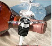 Popular custom visky crystal cork
