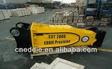 Excavator attachment/demolition hammer