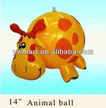 inflatable animal beach ball