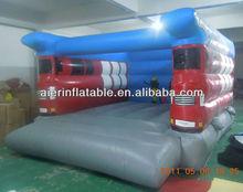 Fire Truck Inflatable Jumper Business