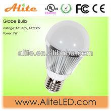 E26/E27 SMD led A19 bulb,3 years warranty