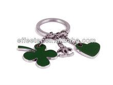 heart shape key chain wholesale