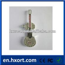 mini violin jewel usb flash