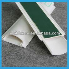 Wholesale Electrical Floor PVC Plastic Cable Channel