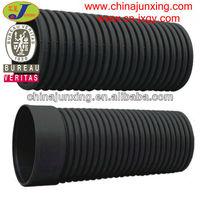 Full Size Large Corrugated Plastic Drainage Pipe