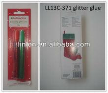 xmas glitter glue pens