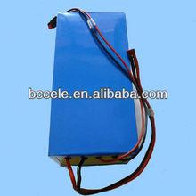 Good discharge 36v lifepo4 30ah automotive car battery