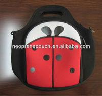 Children Insulate animal shape lunch cooler bag