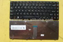 For Lenovo G480 BLACK US laptop keyboard