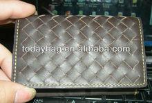 hot sale promotion pu leather card case