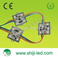 taxi top led lighting module