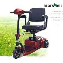 Eléctrico se utiliza la movilidad scooters dl24250-1 para adultos con el certificado del ce