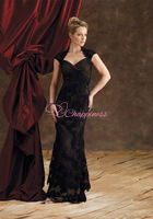 2013 elegant mother of the bride dresses lace