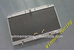 Hi-perf.aluminum alloy radiator for Mitsubishi Eclipse GST/GSX 4G63/4G63T AUTO 1995-1999 1996 1997 1998