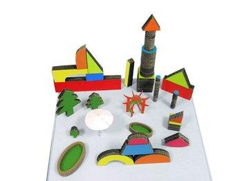 diy paper craft kit toy