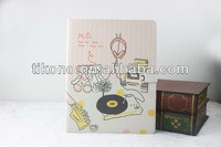 2013 new arrive pu leather cover case for ipad 2 3 4