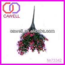 cheap silk flower bushes