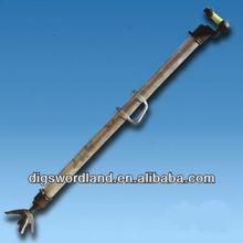 Air leg for Pneumatic air leg rock drill