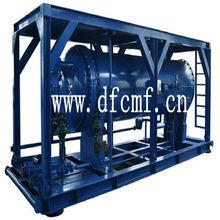 ASME pressure vessel gas liquid separator