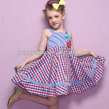 Lovely cartoon cotton children's clothing