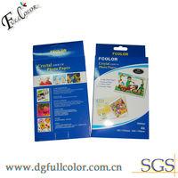 digital inkjet Glossy photo paper A4 size