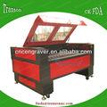 2013 caliente de la venta! Madera MDF máquina de corte por láser / cortadora láser