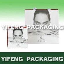 matte logo printing T-shirt paper bags
