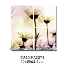 2013 promotional canvas prints 1/2/3/4/5pcs a set professional supplier