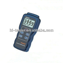 PTSM206 Solar Power Meter Digital Radiation Tester,Light intensity test instrument for glass