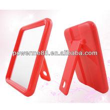 Single sided handbag mirrors