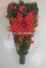 Artificial Christmas Trees Wall Mounted Decorations