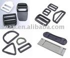 Plastic Slide/Ring/Loop/Pad/Ladder Lock