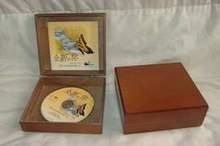 CDB-1 ( CD Box ) Wooden Display Boxes