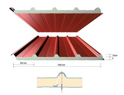 5 Ribs Insulated Roof Panel