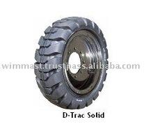CargoMaster D-Trac Solid SKS Tyres
