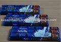 Leite biscoitos de Chocolate confeitaria