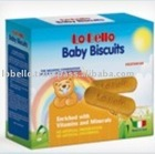 Italy LO BELLO Biscuit Baby Food Export