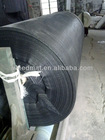 100% virgin high quality PP PE plastic weed mat/ anti-uv black grass control fabric/ground cover