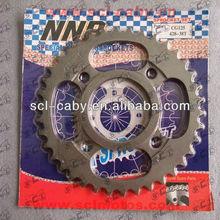 CG125 motorcycle parts Rear Sprocket 428 42T