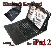 Wireless Bluetooth keyboard case for ipad 2 ipad 3