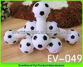 15.1 cm futebol haltere cão barato por atacado nomes