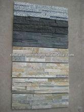Natural slate,slate stacked stone
