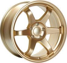 different color and beautiful design aluminum wheel