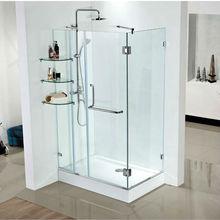 High Quality Frameless shower room