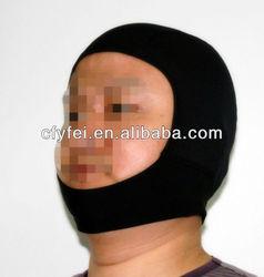 Coolmax full cover helmet liner/hat inside helmet
