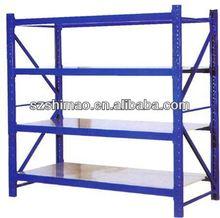 vertical racks storage