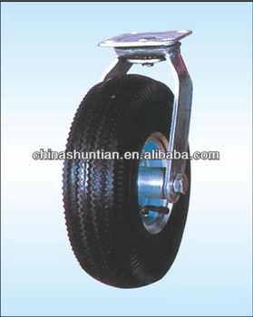 Wheelbarrow rubber wheel /solid wheel 3.50-8