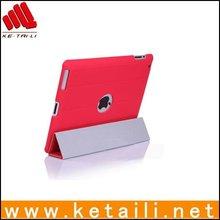 FOR Apple iPad 4 3 Slim PU Leather SMART COVER Case Wake Up/Sleep Function