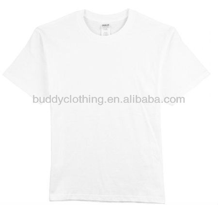 Wholesale plain white t shirts in big stock buy Cheap plain white shirts